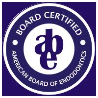 American Board of Endodontics.